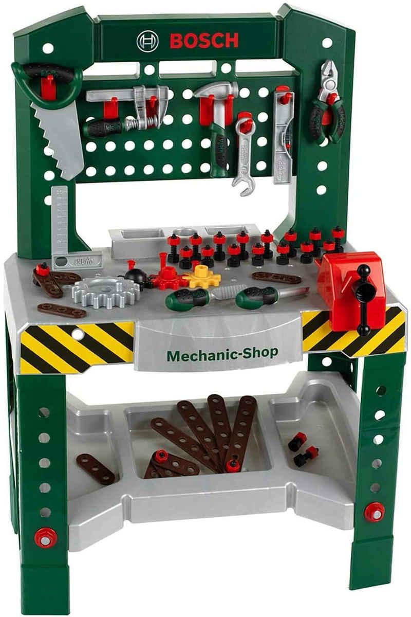 Theo Klein Kinder-Werkzeug-Set »Theo Klein 8574 Bosch Werkbank 77-teilig«