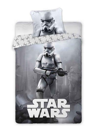 Bettwäsche »Star Wars Bettwäsche 140 x 200 cm«, Disney