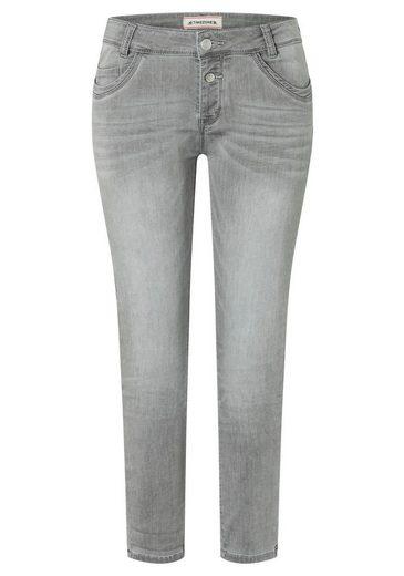 TIMEZONE Slim-fit-Jeans »Slim NaliTZ 7/8« Jeans mit Stretch