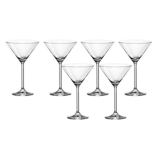 LEONARDO Cocktailglas »Cocktailschale 6er-Set Daily«