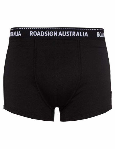 ROADSIGN australia Retro Boxer »Simplicity« (1 Stück) unifarben im zeitlosen Design