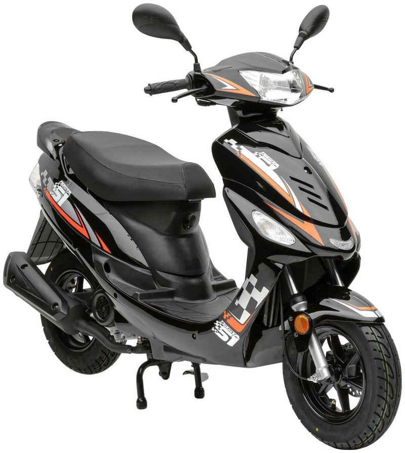 Nova Motors Motorroller »Energy«, 49 ccm, 45 km/h, Euro 5