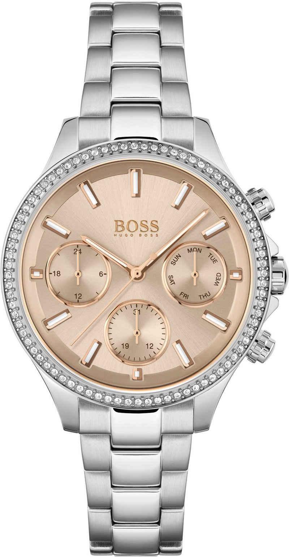 Boss Multifunktionsuhr »HERA, 1502565«