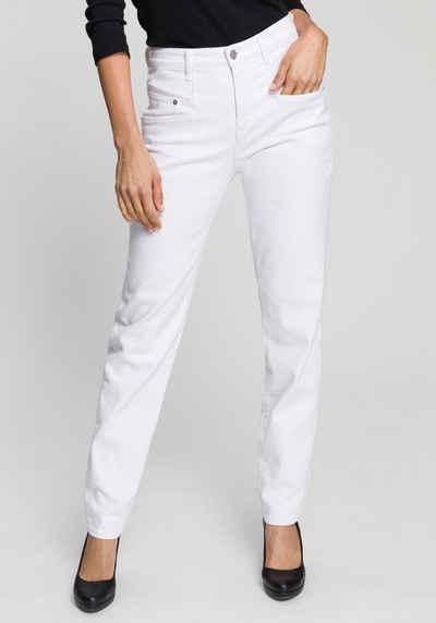 MAC Ankle-Jeans »Rich-Carrot« Besondere Taschenlösung sorgt für eine schlanke Optik
