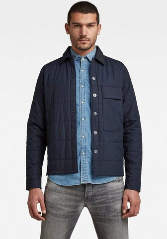 G-Star RAW Fieldjacket »Quilted Overshirt Pabe po...