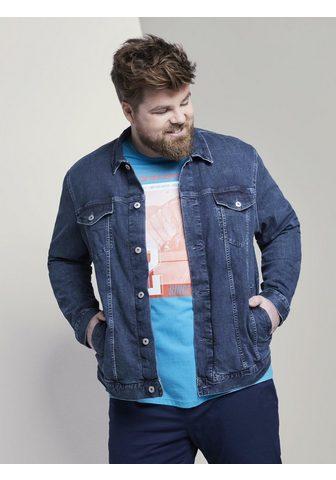 TOM TAILOR Men Plus Jeansjacke »Jeansjacke im Trucker-Stil...