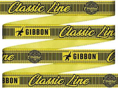 Gibbon Slackline »Classicline XL«