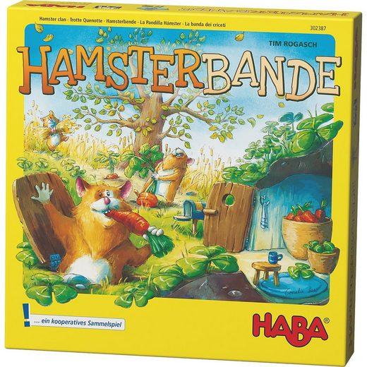 Haba Spiel, »HABA 302387 Hamsterbande«