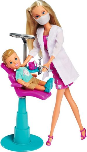 SIMBA Anziehpuppe »Steffi Love Dentist«, mit Zahnarztstuhl und Zubehör