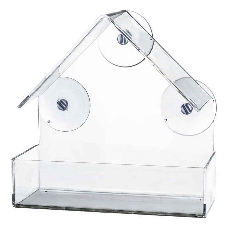 TRIXIE Futterhaus »Vogel Fensterscheibe«