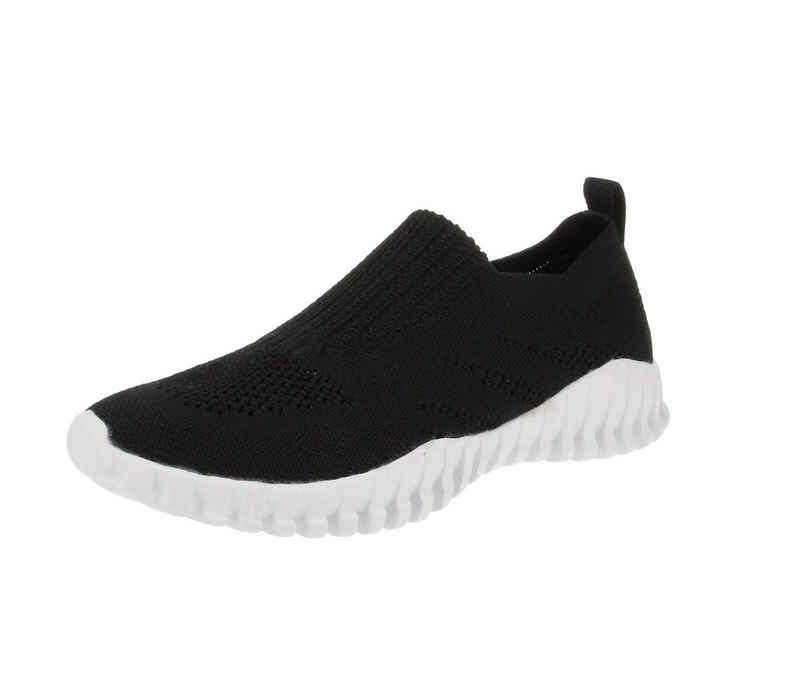 BERNIE MEV »Gravitas-Black-36« Sneaker