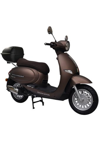 Alpha Motors Motorroller »Cappucino« 50 ccm 45 km/h...