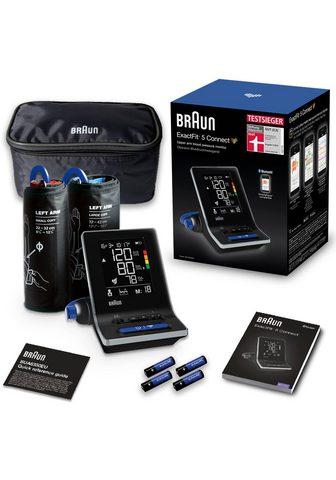 Braun Oberarm-Blutdruckmessgerät ExactFit™ 5...