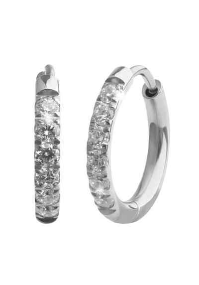 GOOD.designs Paar Ohrhänger »Kreisförmige Damenohrringe«