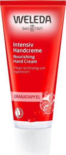 WELEDA Handcreme »Granatapfel«, Regenerierend