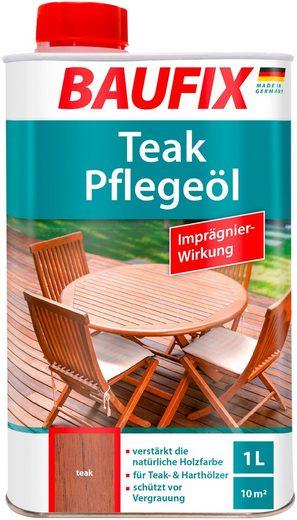 Baufix Holzschutzlasur »Teak«