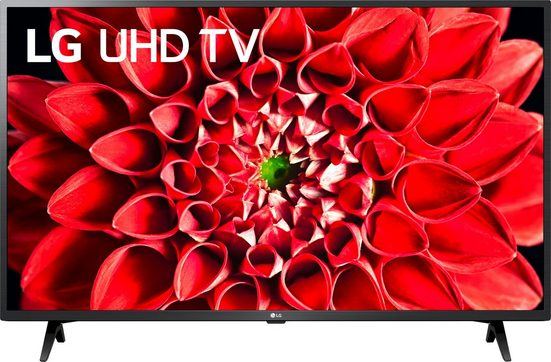 LG 50UN73006LA LED-Fernseher (126 cm/50 Zoll, 4K Ultra HD, Smart-TV, HDR10 Pro, Google Assistant, Alexa, AirPlay 2, Magic Remote-Fernbedienung)
