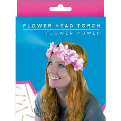 MAGS Haarband »Leuchtendes Blumenstirnband«
