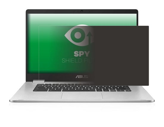 upscreen Schutzfolie »Blickschutzfilter für Asus Chromebook C523«, Blickschutz Sichtschutz Privacy Filter
