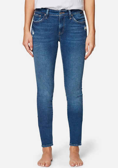 Mavi Skinny-fit-Jeans »ADRIANA-MA« perfekte Passform durch Stretch-Denim