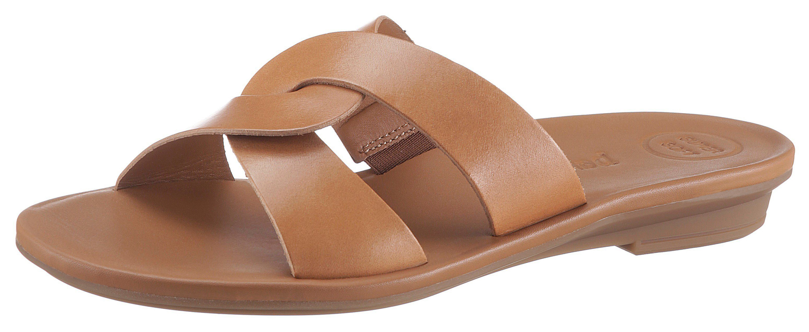 Damen Sandale Sandalette Keilabsatz Wedges Plateau Sommer Freizeit 6596