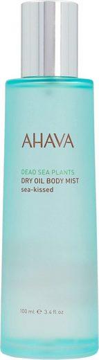 AHAVA Körperöl »Deadsea Plants Dry Oil Body Mist Sea-Kissed«
