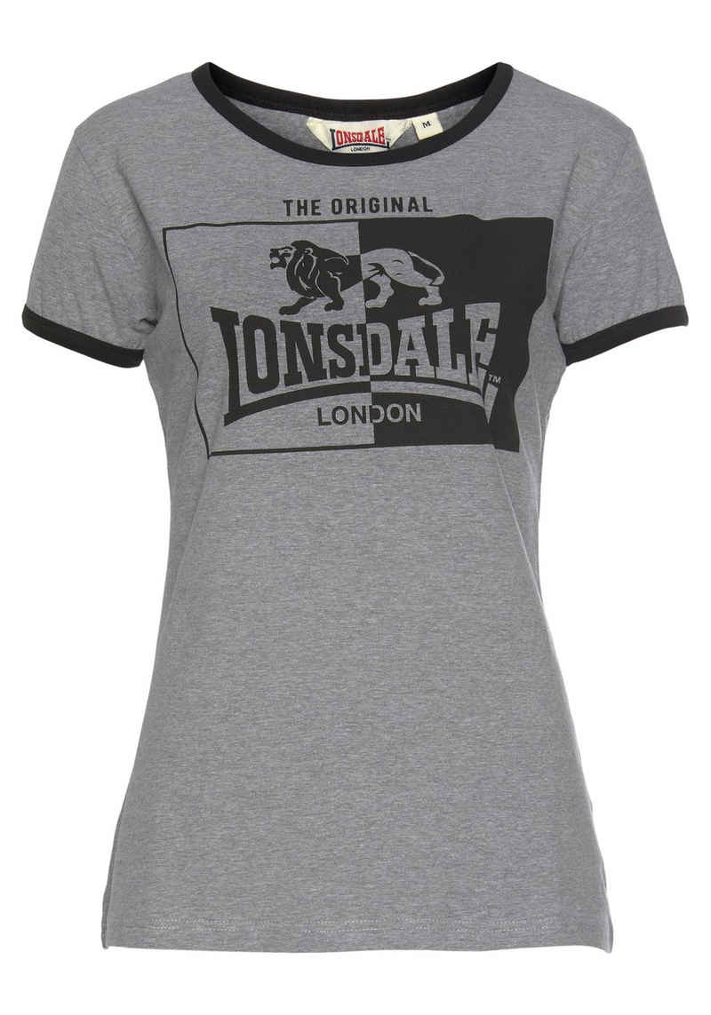 Lonsdale T-Shirt »UPLYME«