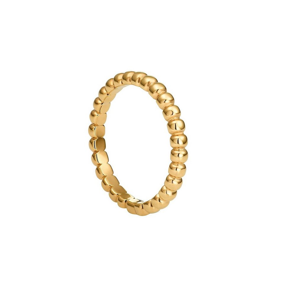Heideman Fingerring »Globi goldfarbend« (1-tlg), Damenring