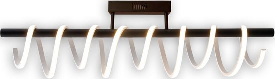 näve LED Deckenleuchte »Belleza«, in 3 Stufen dimmbar