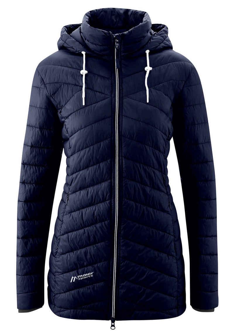 Maier Sports Funktionsjacke »Notos Coat W« Outdoormantel mit innovativer PrimaLoft® Isolation