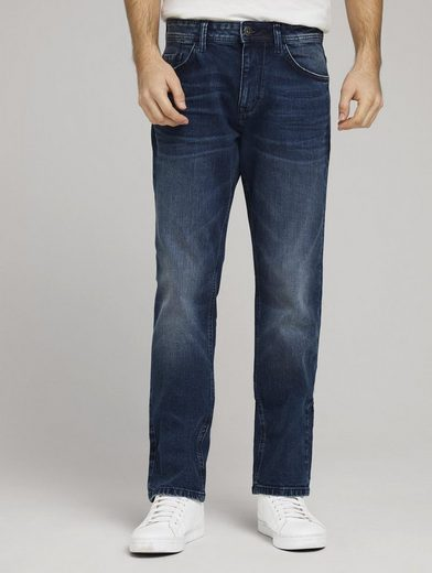 TOM TAILOR Straight-Jeans »Marvin Regular Slim Jeans«
