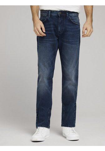 TOM TAILOR Straight-Jeans »Marvin Regular Slim Je...