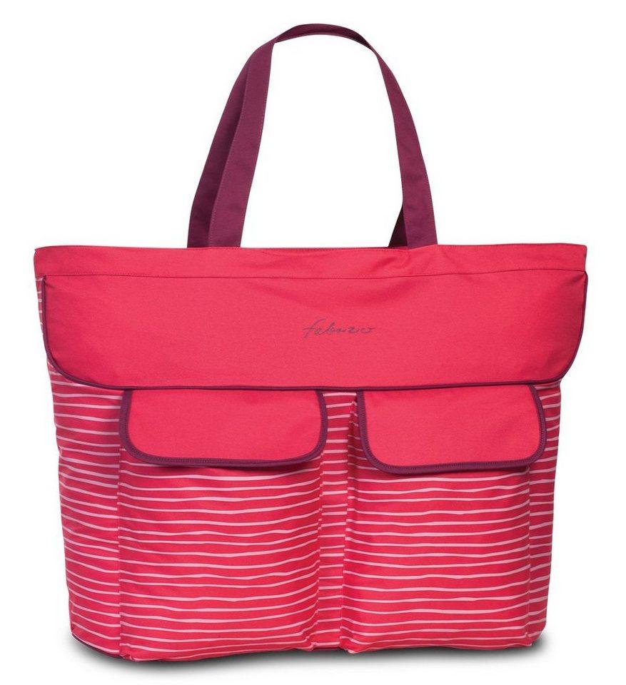 fabrizio - ® Strandtasche, mit viel Stauraum