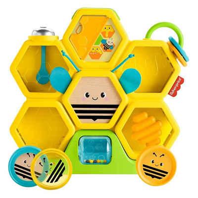 Mattel® Spiel, »Mattel GJW27 - Fisher-Price - Summ-Summ Bienenstock«