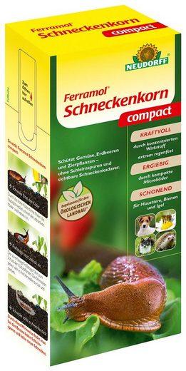 NEUDORFF Pflanzenschutzmittel »Ferramol Schneckenkorn Compact«, 700 g
