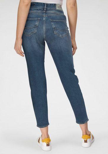 Herrlicher Slim-fit-Jeans »GILA HI CONIC« umweltfreundlich dank der ISKO New Technology