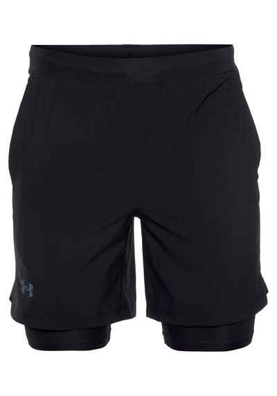 Under Armour® 2-in-1-Shorts »UA Launch SW 7'' 2N1 Short«