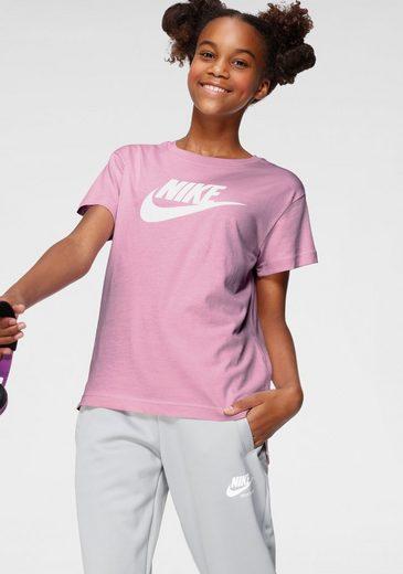 Nike Sportswear T-Shirt »GIRLS NIKE SPORTSWEAR TEE BASIC FUTURA«