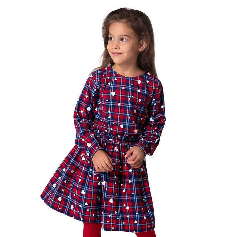 MyToys-COLLECTION A-Linien-Kleid »Kinder Kleid von ZAB kids«