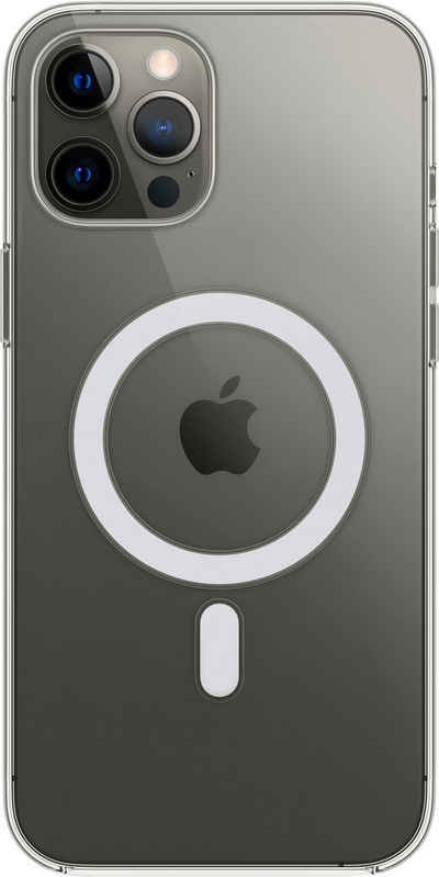 Apple Handyhülle »iPhone 12 Pro Max Clear Case with MagSafe« 17,02 cm (6,7 Zoll)