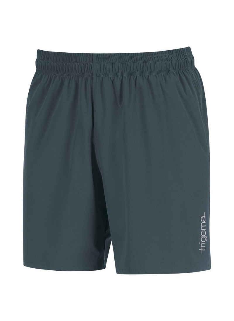 Trigema Sporthose mit Innenslip aus Netz