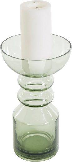 LeGer Home by Lena Gercke Kerzenhalter »Lia« (1 Stück), Vase aus Glas, Höhe ca. 25 cm