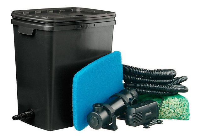 Ubbink Set: Teichfilter Filtra Pure 7000 Plus
