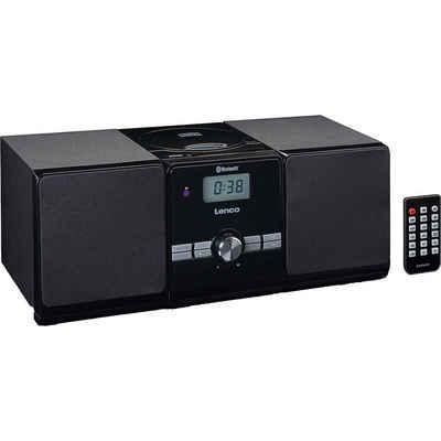 Lenco »MC-030 Mikroanlage mit CD-Player, Bluetooth,« CD-Player