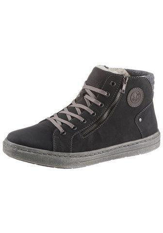 Rieker Žieminiai batai im madingas Used Look