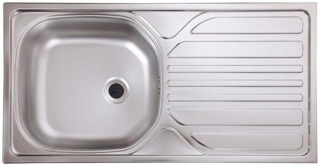RESPEKTA Küchenzeile Ibiza , mit E-Geräten, 300 cm