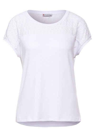 STREET ONE T-Shirt (1-tlg)