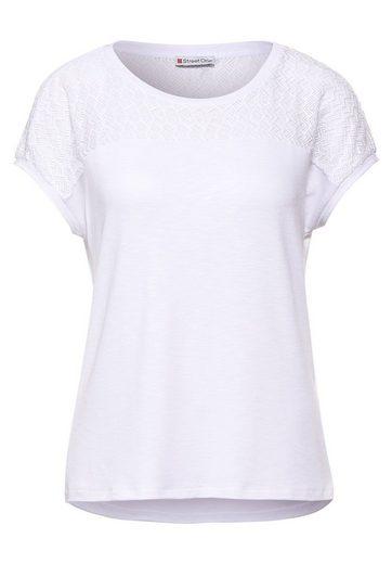 STREET ONE T-Shirt »Vianna« (1-tlg)