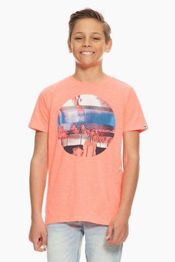 Garcia T-Shirt mit Aufdruck