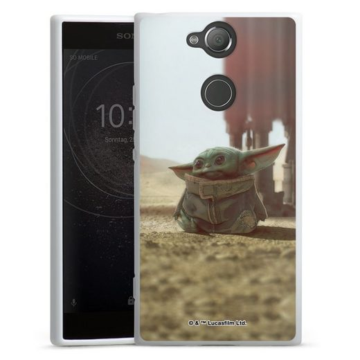 DeinDesign Handyhülle »Star Wars The Child« Sony Xperia XA 2, Hülle Baby Yoda Star Wars Offizielles Lizenzprodukt